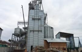 Зерносушилка на дровах ADS 100 R
