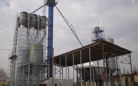 Зерносушилка KW ADS 80 R (газ), г. Конотоп