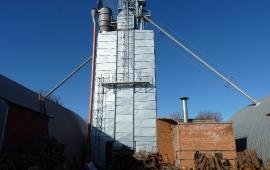 Зерносушилка KW ADS 80 R с ТГ на дровах, Прилуцкий р-н