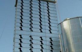 Kepler Weber, тип сушильной колонны - Coluna, возможность безопасного сушения зерна с  загрязненностью до 4%